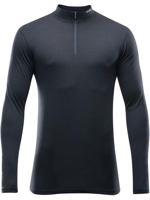 Devold M's Breeze Half Zip Neck Black